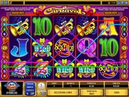 Slot machine Carnival dei bar