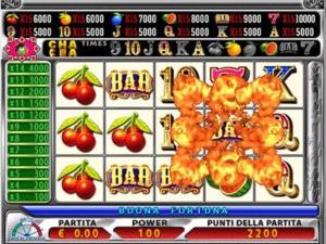 La famosissima Slot Machine Cha Cha Cha