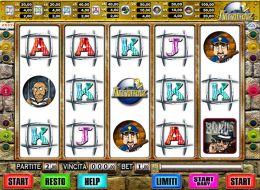 La pagina dei trucchi della slot machine Alcatraz