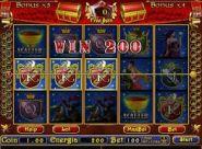 Trucchi per la slot machine Re Artù