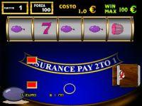 Un esempio diBlue slot 100