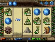 Trucchi per la slot machine Mayan Temple'