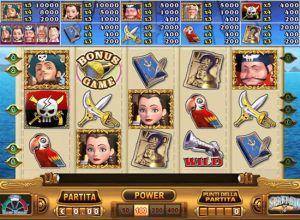 La pagina dei trucchi della slot machine Sparrow