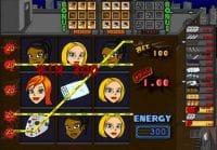 I simboli bloccati della slot machine Black killer